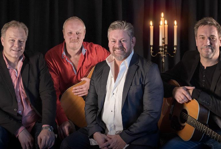 Stig Rossen & Vennerne - akustisk