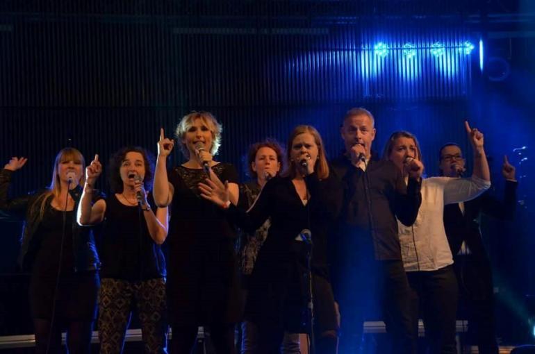 Dansk Performance kor