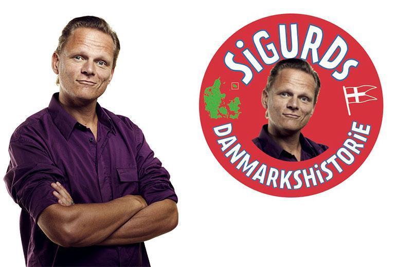 Sigurds Danmarks historie