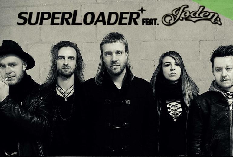 Superloader med Jøden