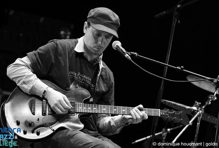 Kurt Rosenwinkel Standards Trio