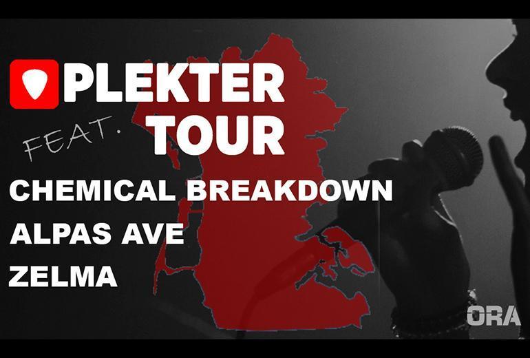 Plekter Tour: Alpas Ave + Zelma + Chemical Breakdown