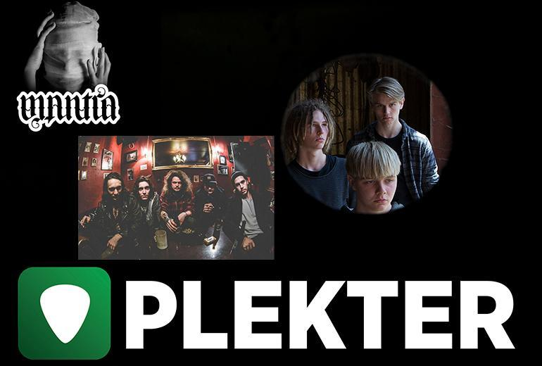 Plekter Rock Tour 2018