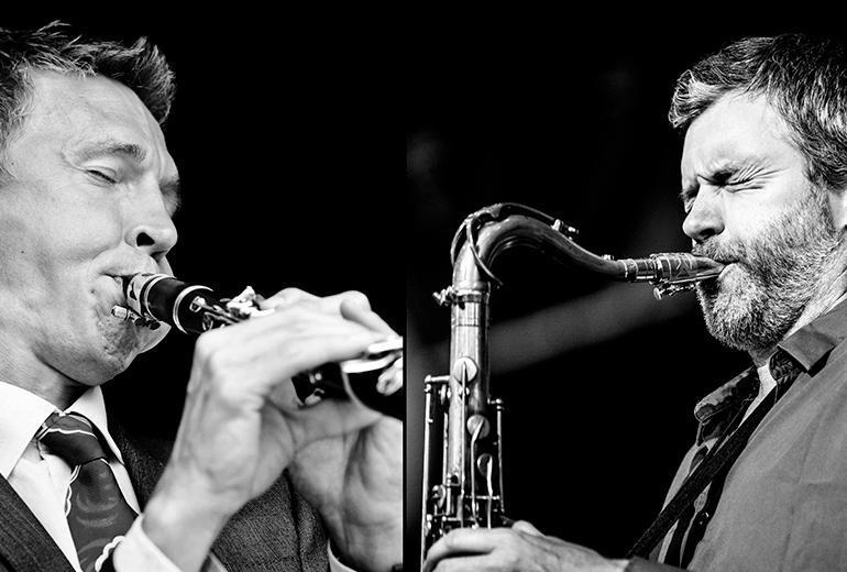 Jazzens Saga - fra Swing til Bebop