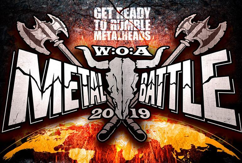 W:O:A Metal battle