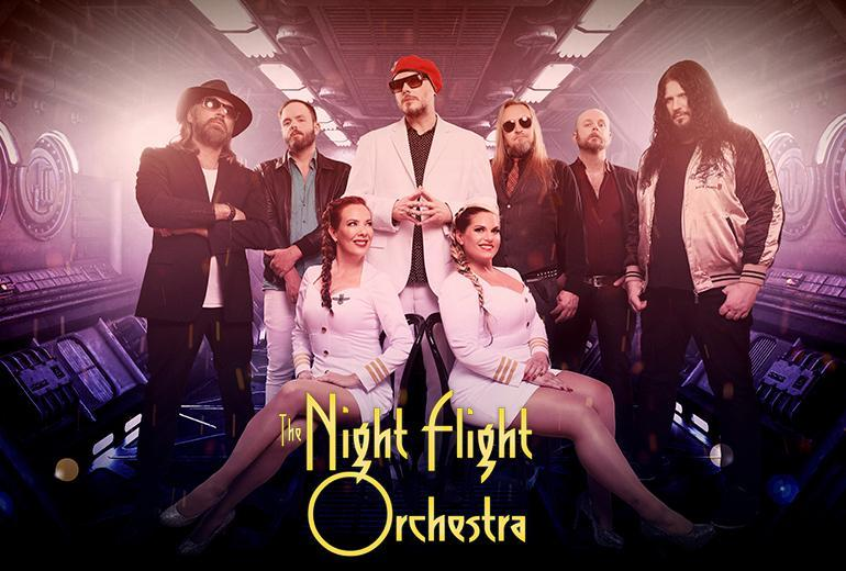The Night Flight Orchestra (S)