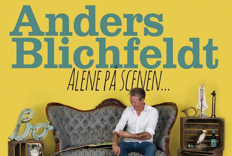 Anders Blichfeldt - flyttet