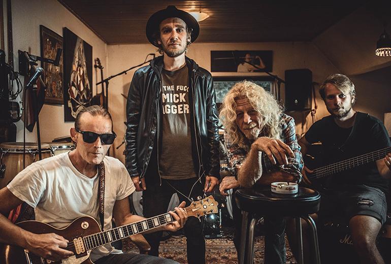 Berlev's Rock'n'Roll Hotel  - AFLYST!