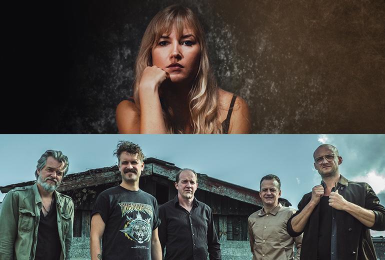 Kathrine Schmidt Band + Barrow