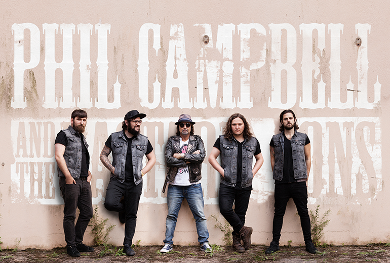 Phil Campbell & The bastard Sons (UK)
