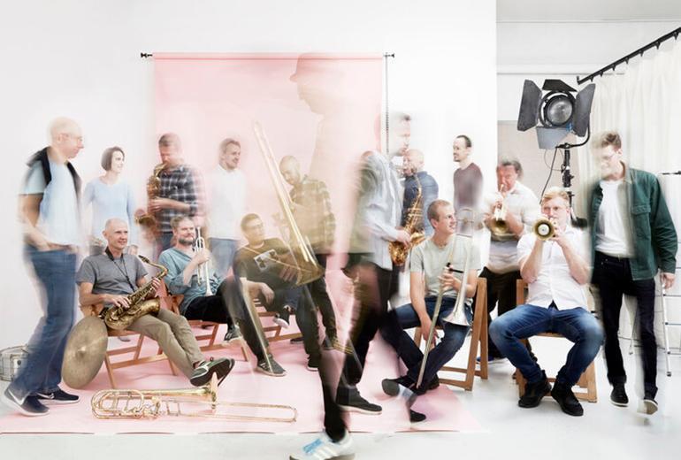 Bi Bob the Bee - Aarhus Jazz Orchestra & Carl Quist-Møller