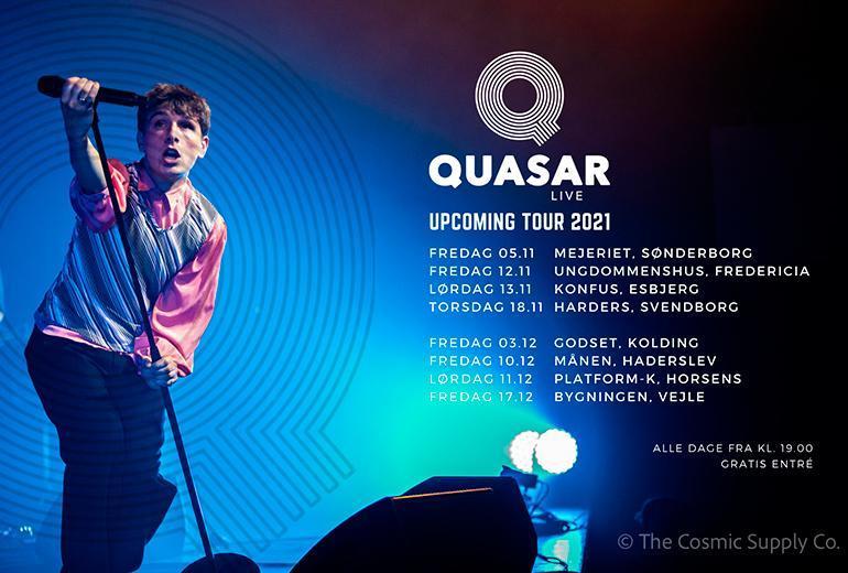 Quasar - Live