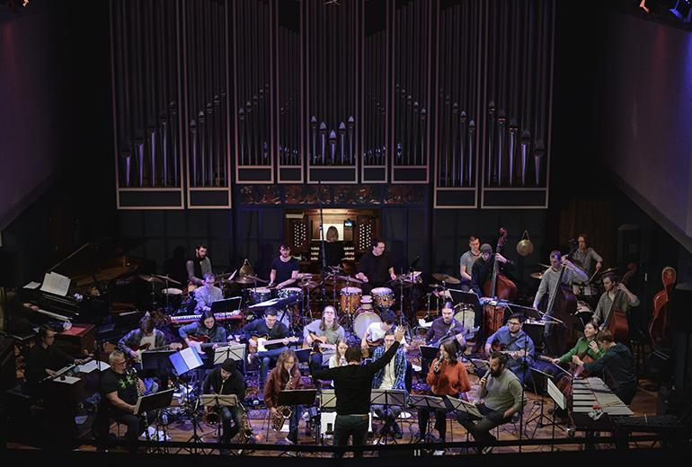The Very Big Band