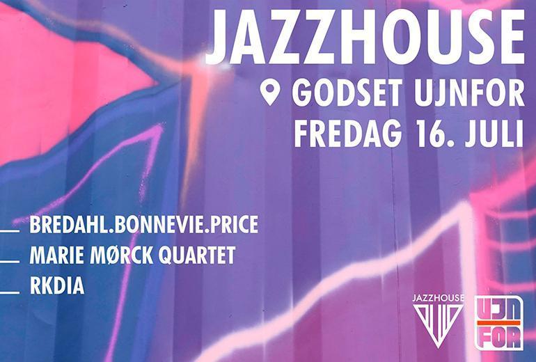 Jazzhouse UJNFOR III