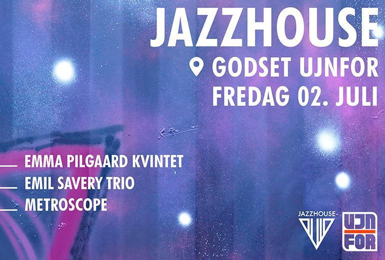 Jazzhouse UJNFOR II